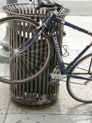 Keep your bike safe with a lock and personal from Andrew Gordon Inc Insurance Norwell MA