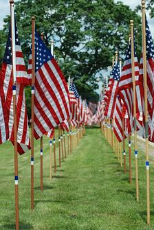 Happy Memorial Day from Andrew Gordon Inc Insurance Norwell MA