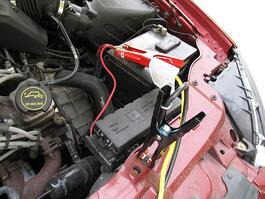 Jump start your car with auto from Andrew Gordon Inc Insurance Norwell MA