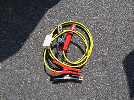Have the right equipment to jumpstart your car with auto from Andrew Gordon Inc Insurance Norwell MA