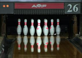 Have fun and bowl with personal insurance from Andrew g gordon inc