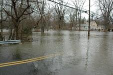 Protect your home and car with flood insurance from Andrew G Gordon Inc
