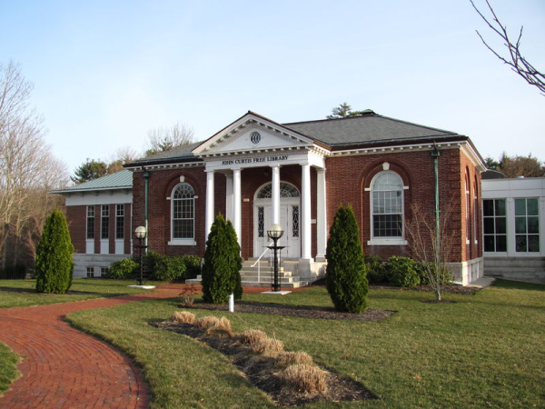 John Curtis Free Library, image via wikipedia