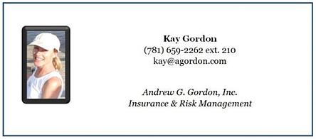 Kay Gordon