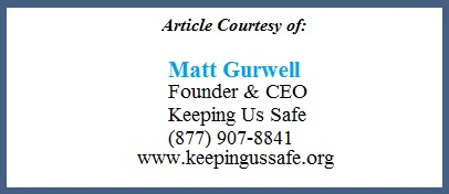 Matt Gurwell Keeping Us Safe