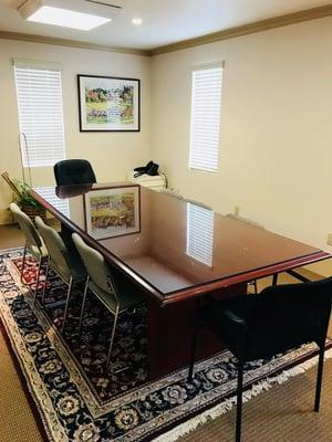 D&O Gordon Boardroom Pic