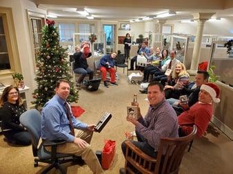 GA Christmas Party