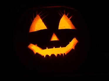 Halloween Pumpkin Pic