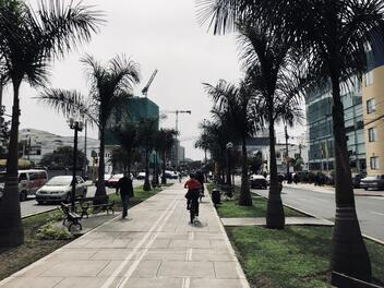 Lima Peru Biking - Gordon Atlantic Travel