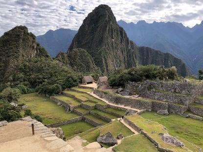 Machu Picchu - Wayna Picchu Looms