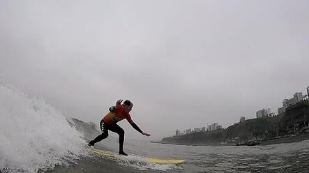 Surfing in Lima Peru - Gordon Atlantic Travel